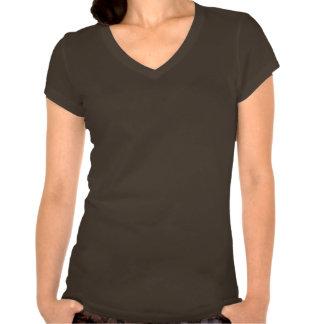 Der Frauen Recurve Bogenschützen - Centerpunch Hemden