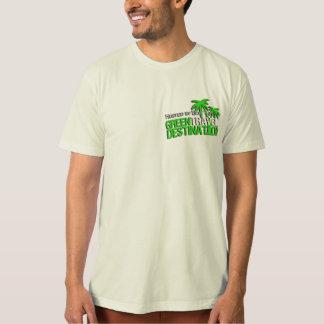 Der Fräulein-Hong Kong Erin Tjoe- t Grün-Reise-OG T-Shirt