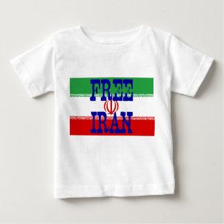 Der freie Iran Baby T-shirt