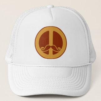 Der FriedensStache Hut - wählen Sie Farbe Truckerkappe