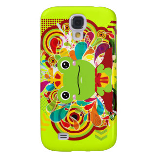 Der Frosch, der nicht einen Prinzen passte Galaxy S4 Hülle