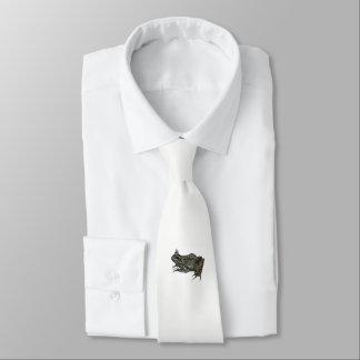 Der Frosch-Prinz Personalisierte Krawatte