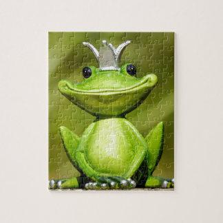 Der Frosch-Prinz Puzzle