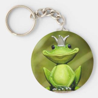 Der Frosch-Prinz Schlüsselanhänger
