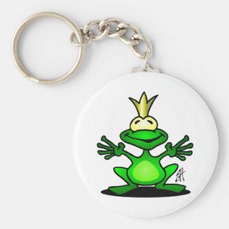 Der Frosch-Prinz Schlüsselbänder