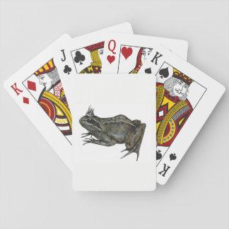 Der Frosch-Prinz Spielkarten