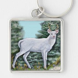Der Frost-Hirsch Schlüsselanhänger