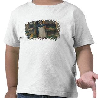 Der Frucht-Verkäufer T-Shirts