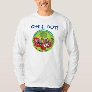 Der Fruple der Männer Eis - Hanes langes T-Shirt