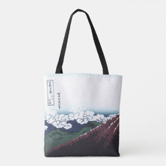 Der Fujisan Ukiyo-e durch Hokusai, japanisch Tasche