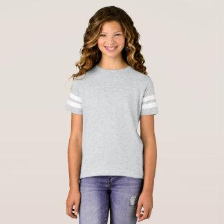 Der Fußball-Shirt der Mädchen T-Shirt