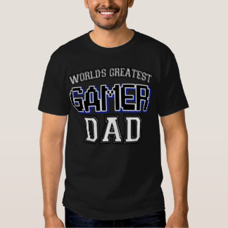 DER GAMER-VATI-SHIRT DER WELT BESTSTES T-Shirts