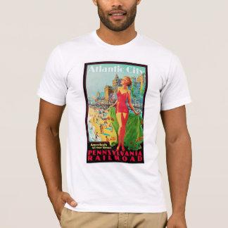 Der ganzjährige Erholungsort Atlantic City T-Shirt