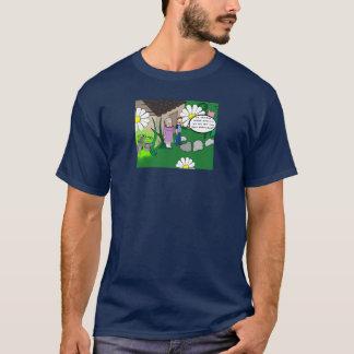 Der Garten der Großmutter T-Shirt
