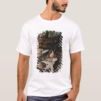 Der Garten der irdischen Freuden, Hölle T-Shirt