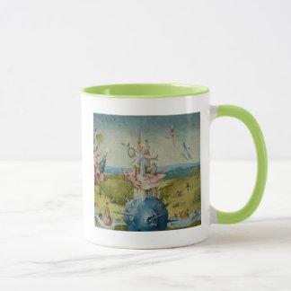 Der Garten der irdischen Freuden Tasse