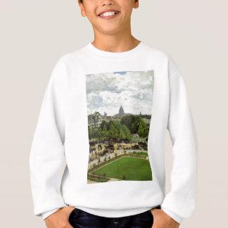 Der Garten der Prinzessin durch Claude Monet Sweatshirt