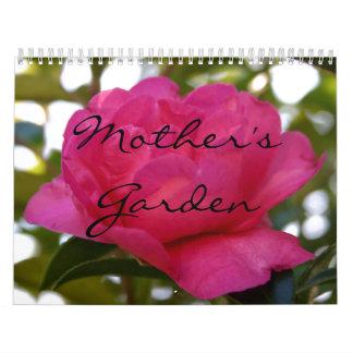 Der Garten-Kalender 2018 Mutter Wandkalender