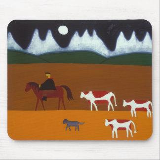 Der Gaucho und sein Vieh 2006 Mauspad