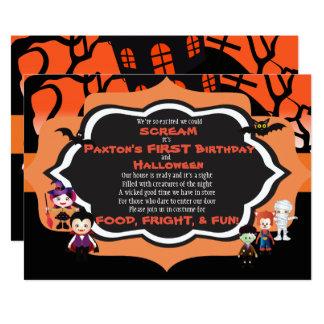 Der Geburtstags-Party-Karte des Karte