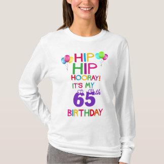 Der Geburtstags-Party-Shirt der Großmutter - T-Shirt