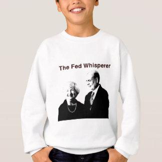 Der gefütterte Whisperer Sweatshirt