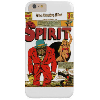 Der Geist: 1940 Sonntags-Stern-Comic Barely There iPhone 6 Plus Hülle