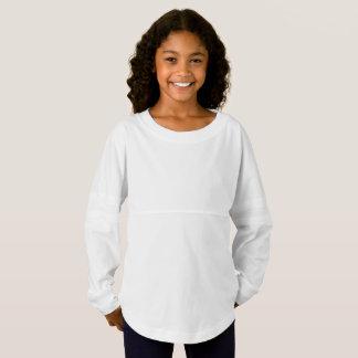 Der Geist-Jersey-Shirt der Mädchen Trikot Shirt