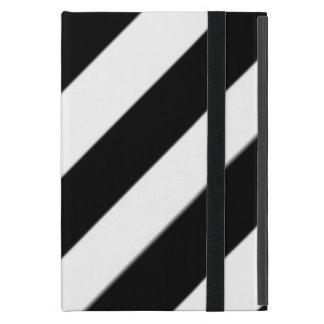 Der gekippte Zebra Etui Fürs iPad Mini