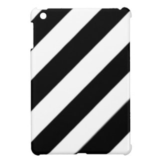 Der gekippte Zebra iPad Mini Hülle