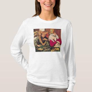 Der Geld-Wechsler und seine Ehefrau, 1539 T-Shirt