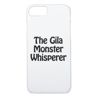 der Gila-Krustenechse Whisperer iPhone 7 Hülle