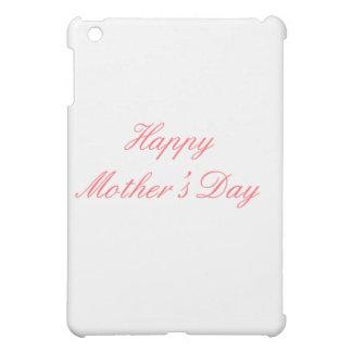 Der glückliche Tag der Mutter die MUSEUM Zazzle iPad Mini Hüllen