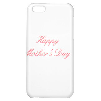 Der glückliche Tag der Mutter die MUSEUM Zazzle iPhone 5C Hülle