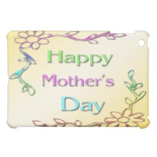 Der glückliche Tag der Mutter iPad Mini Schale