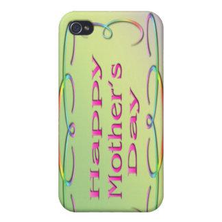 Der glückliche Tag der Mutter iPhone 4 Cover