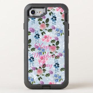Der glückliche Tag der Mutter OtterBox Defender iPhone 8/7 Hülle