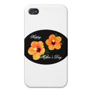 Der glückliche Tag der Mutter ovales IMG_0470 iPhone 4/4S Case