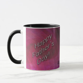 Der glückliche Vatertag - 2008 Tasse