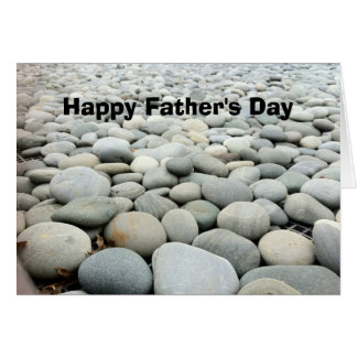 Der glückliche Vatertag: Sie sind mein FELSEN! Karte