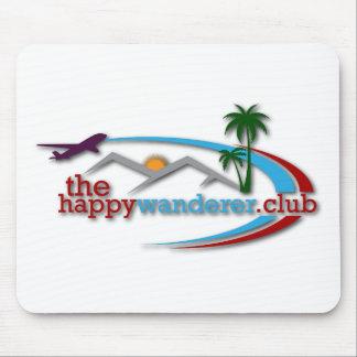 Der glückliche Wanderer-Verein Mousepad
