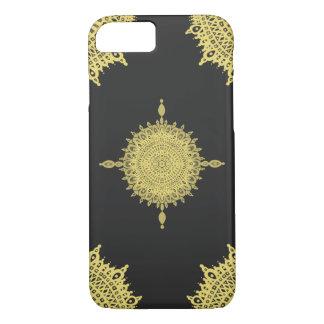 Der goldene Sun iPhone 8/7 Hülle