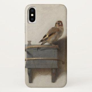 Der Goldfinch iPhone X Hülle