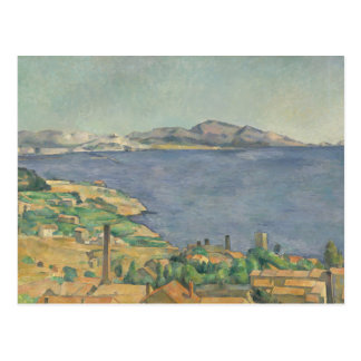 Der Golf von Marseille gesehen von L'Estaque Postkarte