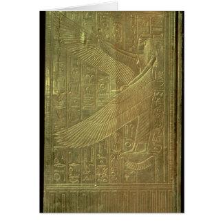 Der Göttin Isis Karte