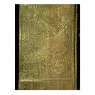 Der Göttin Isis Postkarte