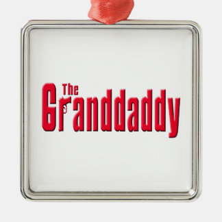 Der Granddaddy Silbernes Ornament