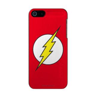Der grelle | Blitz-Bolzen Incipio Feather® Shine iPhone 5 Hülle