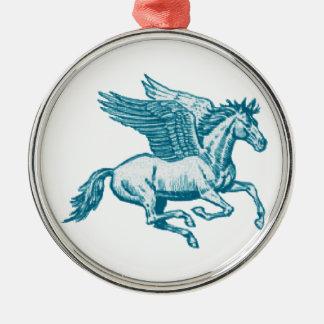 Der griechische Mythos Silbernes Ornament