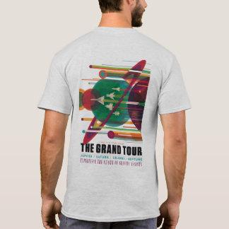 Der großartige Ausflug (Front und Rückseite) T-Shirt